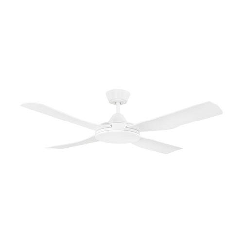 "Bondi 48"" White Ac Abs Ceiling Fan"