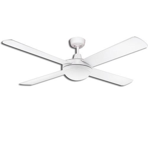 "Lifestyle 52"" Ceiling Fan With 24W Cct Led Light"