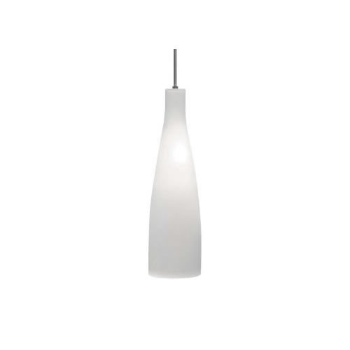 BOTEGA 1 PENDANT60wE27NICKEL / OPAL MATT