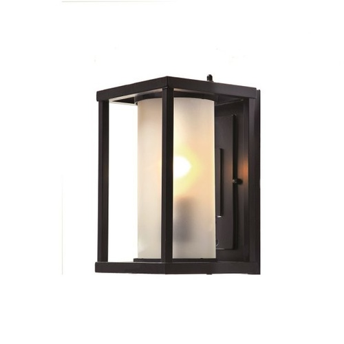 Livingston Black Traditional Exterior Light