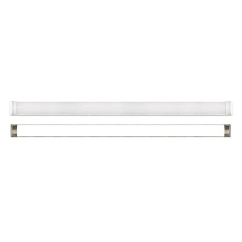 Blade Surface Mounted 36w LED Light Fitting 1200mm Tricolour White