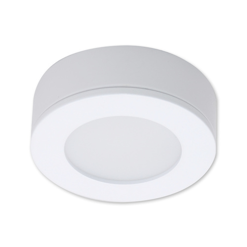 Conceal Cabinet Light Single Unit Only White 4W 3000K