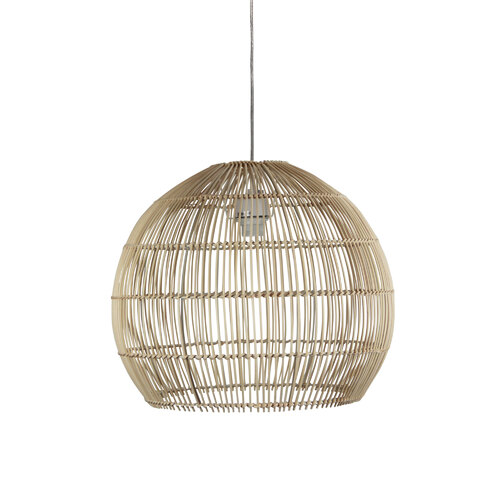 Batu 480mm Natural Cane Rattan Shade Only (delivery delayed)