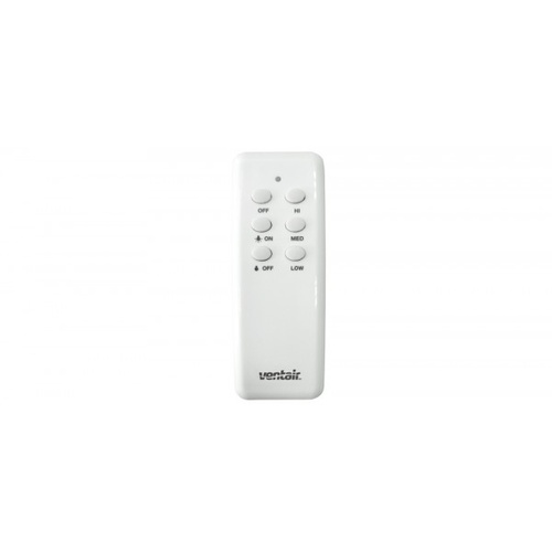 Universal Remote Control To Suit New Generation & Traditional Ceiling Fans
